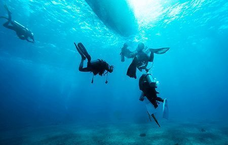 Training Specialist | Diving Courses