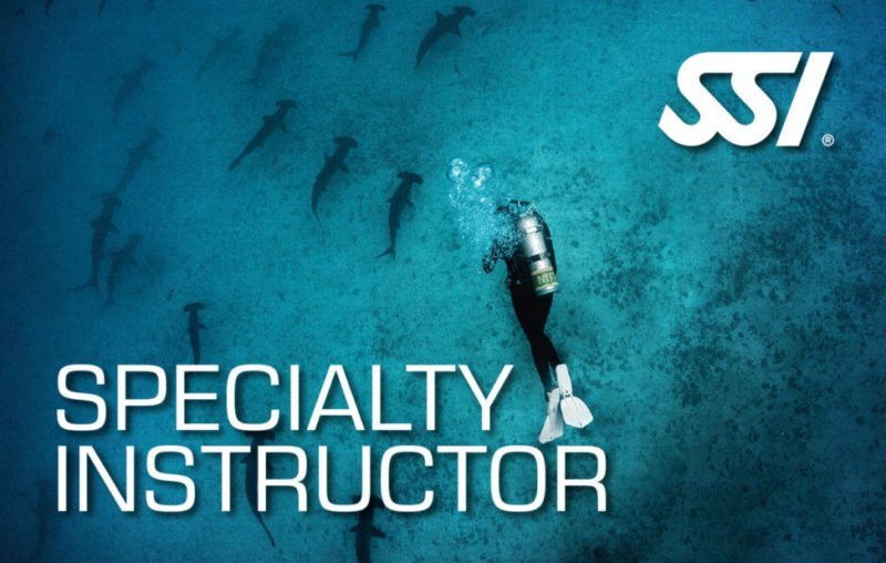 SSI Specialty Instructor Course | SSI Specialty Instructor | Specialty Instructor | Diving Course