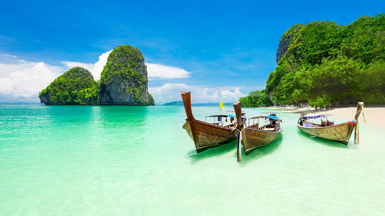 Krabi | Dive Travel Thailand