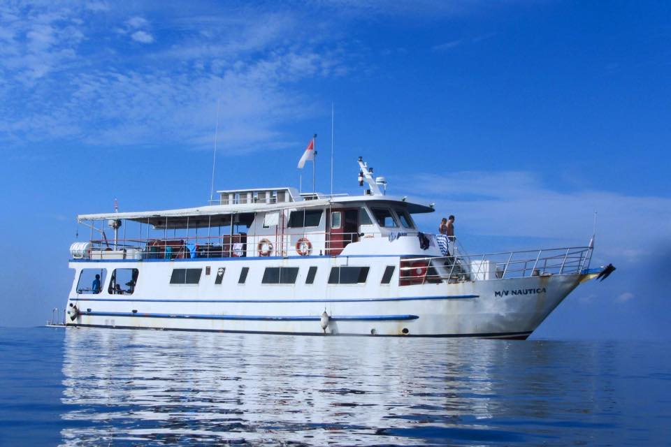 MV Nautica Gill Divers | DIve Travel MV Nautica