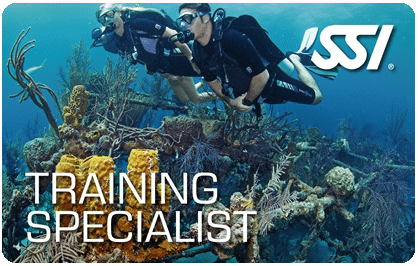 SSI Training Specialist Course | SSI Training Specialist | Training Specialist | Diving Course