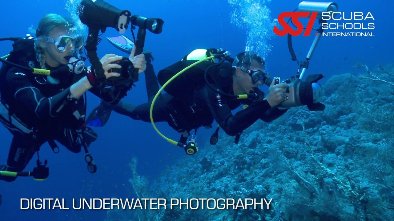 SSI Digital Underwater Photography Diving Courses