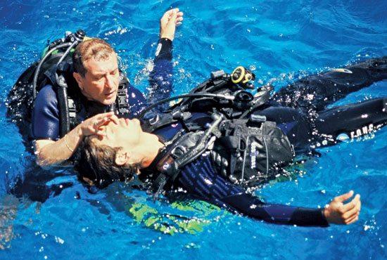 Rescue-Diver