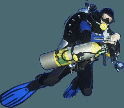 Aquaterra nitrox diver