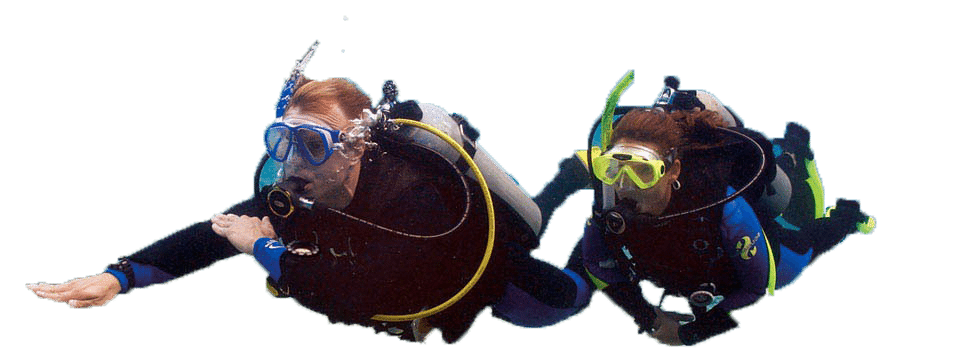 Dive-instructor