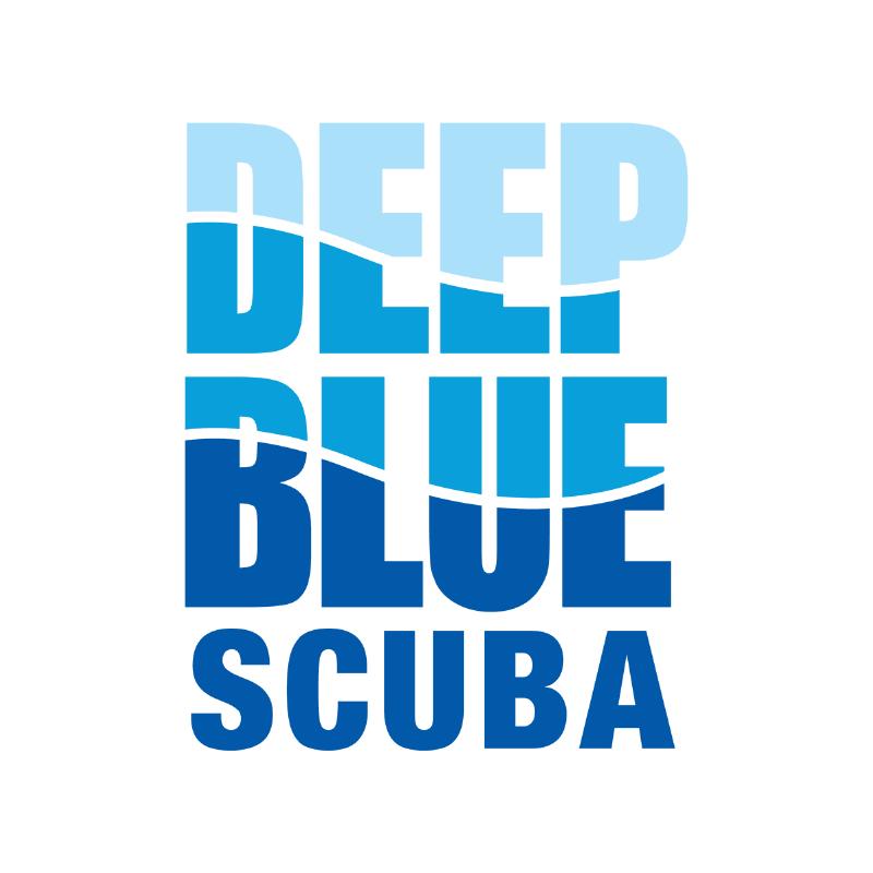 DeepBlueScuba Logo
