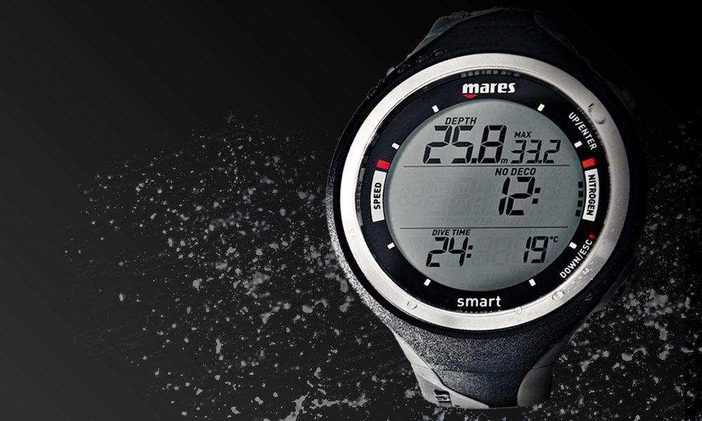 Mares Smart Dive Computer | Mares Dive Watch| Gill Divers