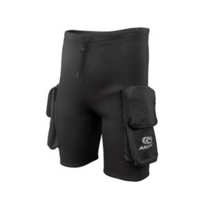 Aropec 2mm Shorts with Hip Pockets | Aropec Wetsuits | Gill Divers