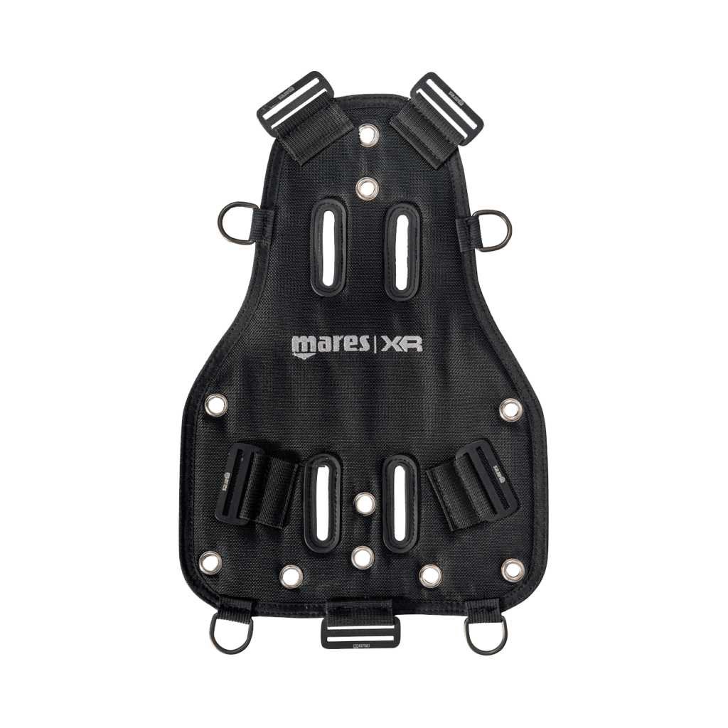 Mares Backplate Soft   Mares BCD   Gill Divers