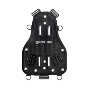 Mares Backplate Soft | Mares BCD | Gill Divers