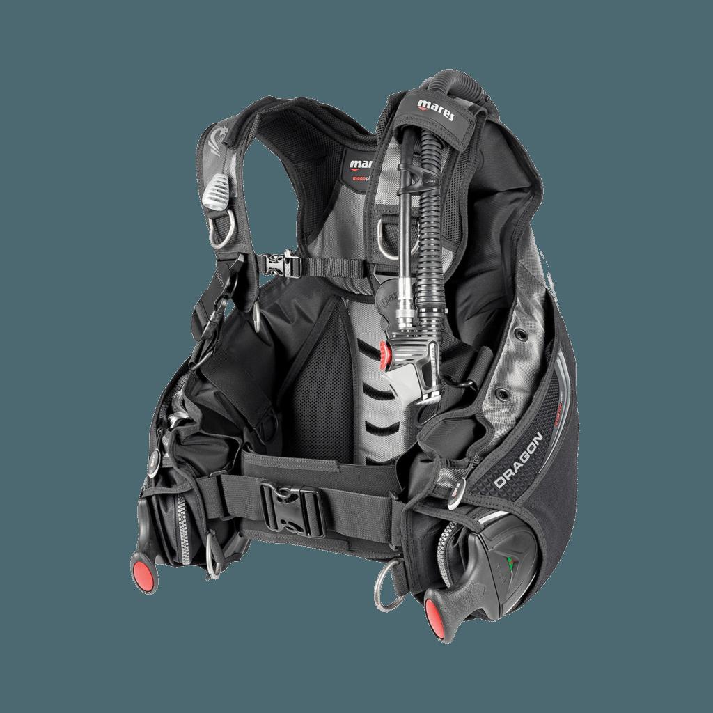 Mares Dragon SLS BCD | Mares BCD | Gill Divers