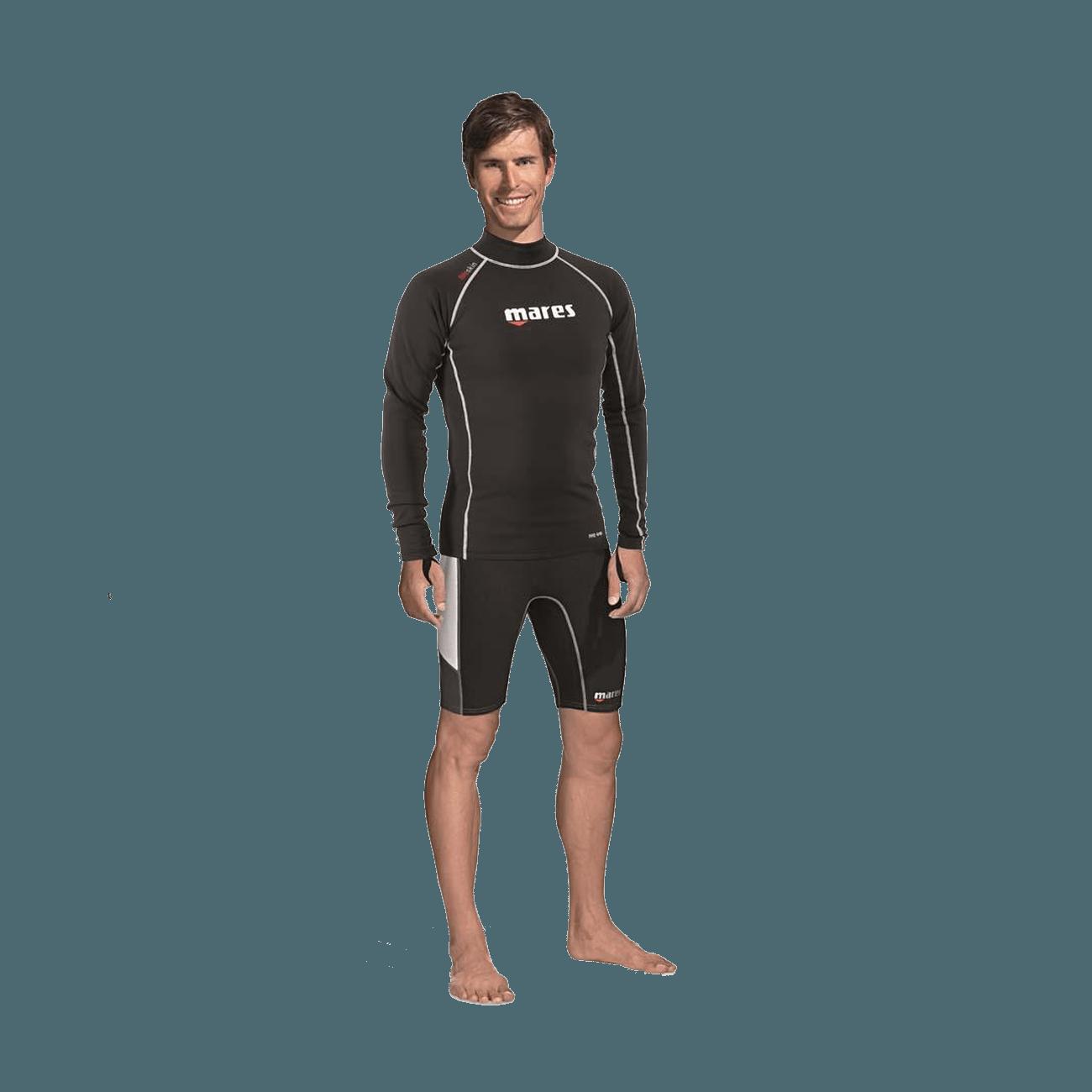 Mares Fire Skin Long sleeve Rashguard | Mares Rashguards | Gill Divers