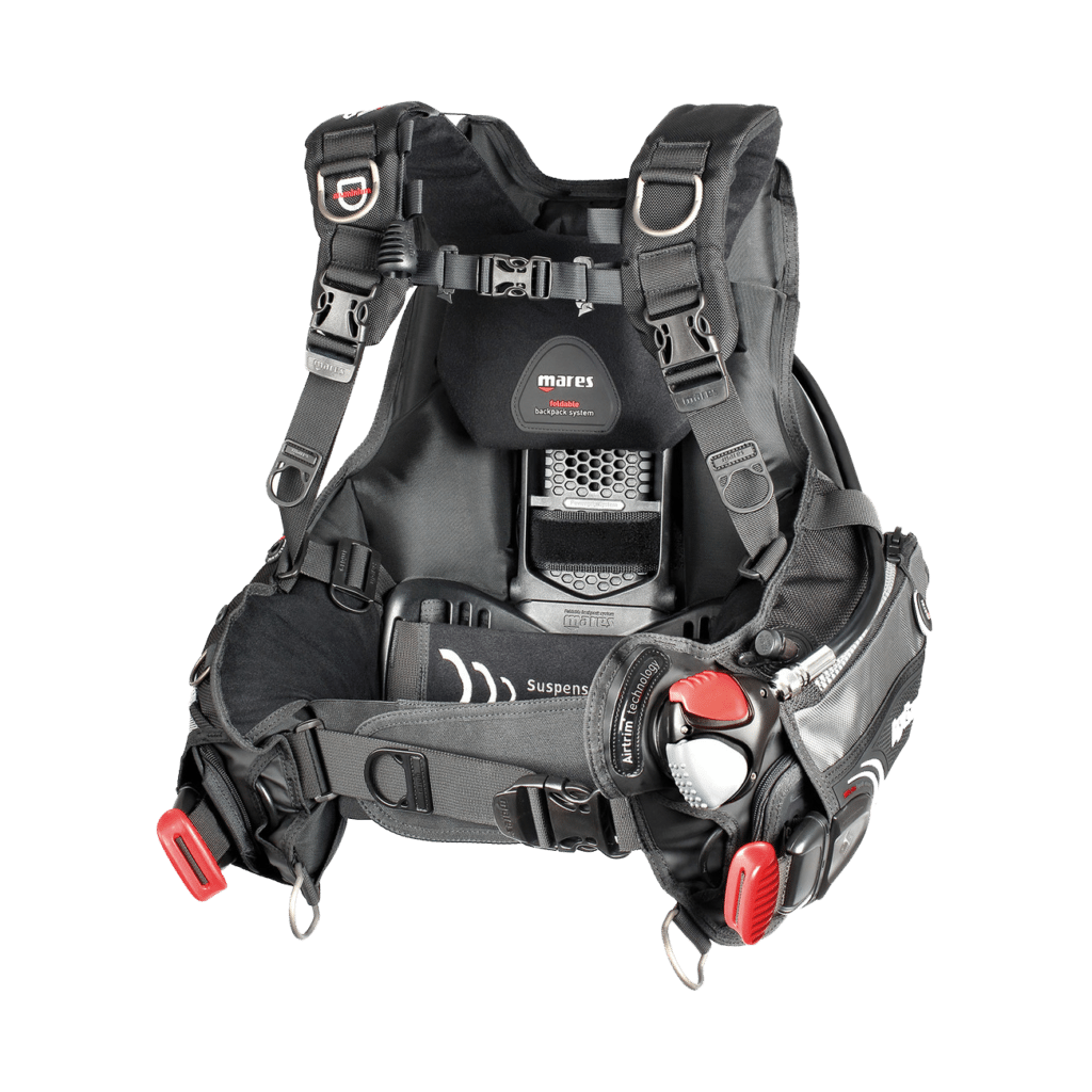 Mares Hybrid Airtrim BCD | Mares BCD | Gill Divers