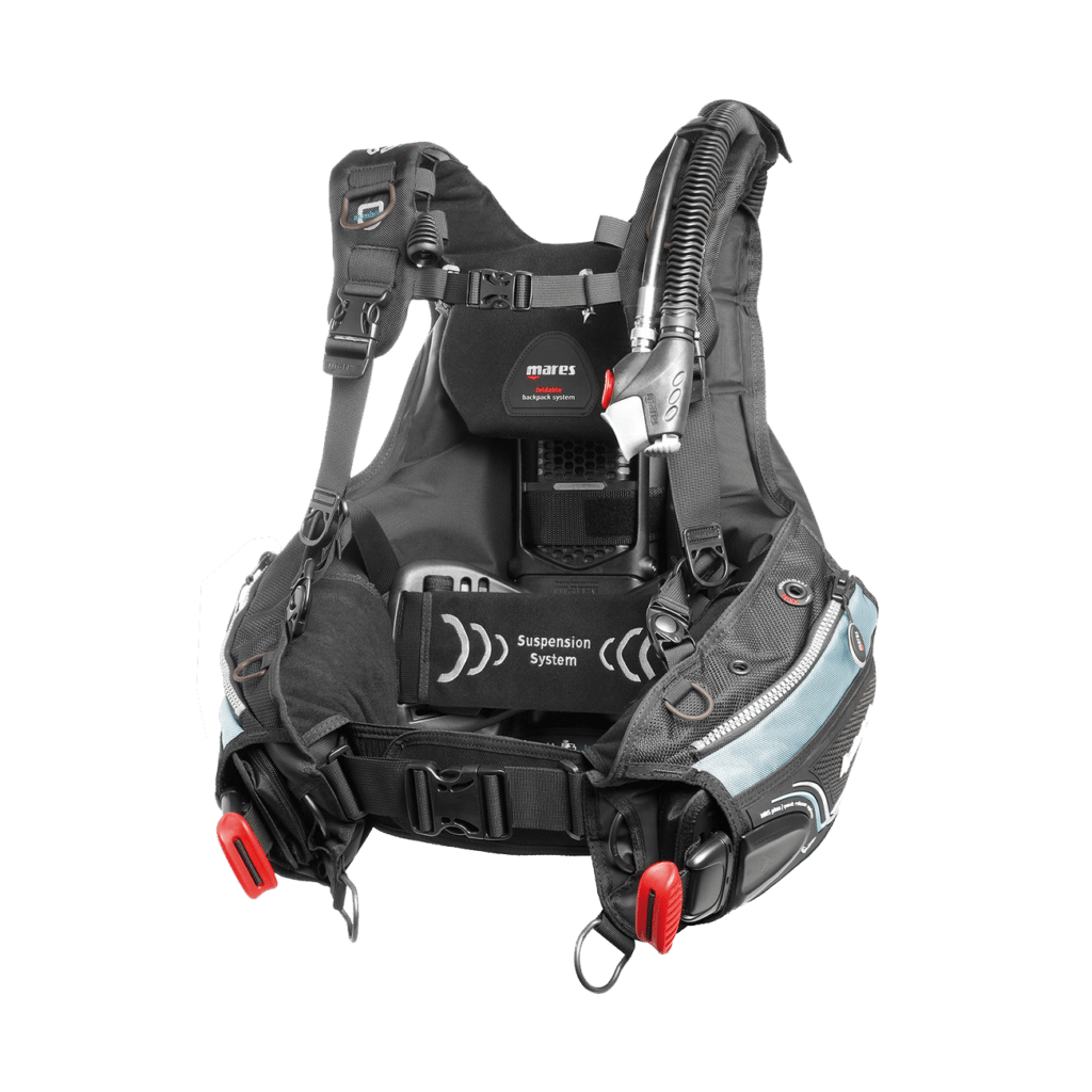 Mares Hybrid She Dives BCD | Mares BCD | Gill Divers