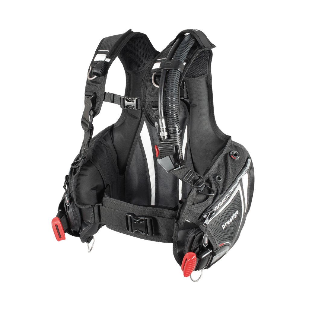 Mares Prestige MRS Plus BCD | Mares BCD | Gill Divers