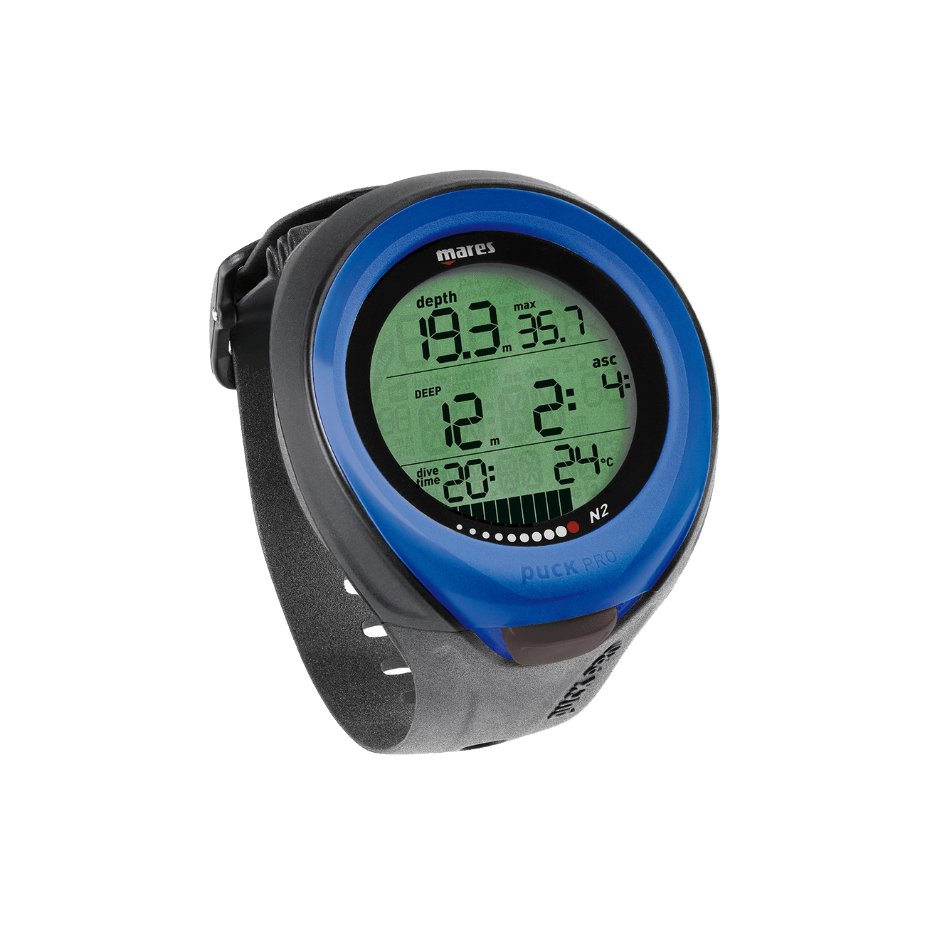 Mares puck pro dive computer gill divers store - Mares puck dive computer ...