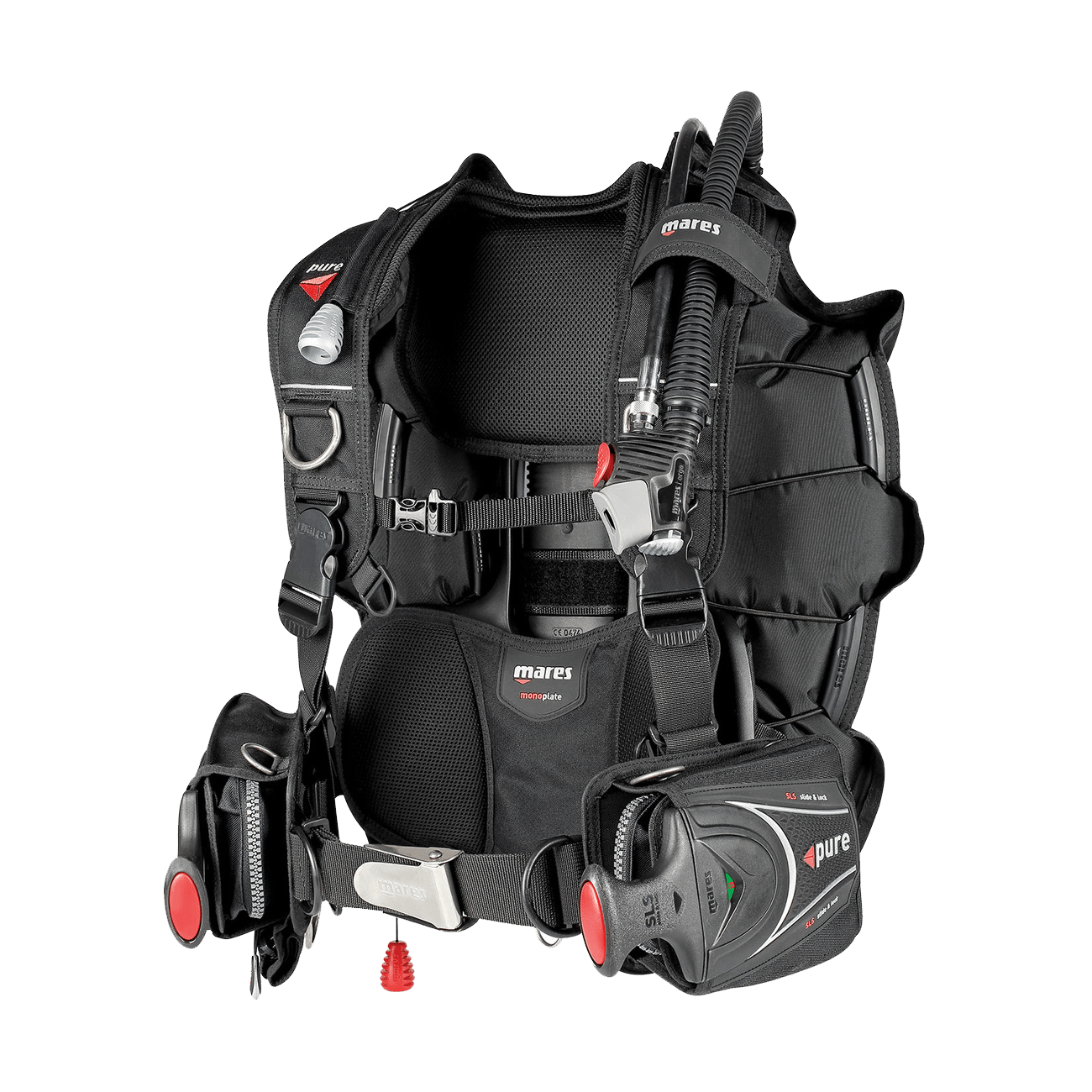 Mares Pure SLS BCD | Mares BCD | Gill Divers