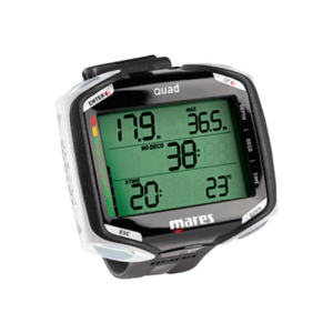 Mares Quad Dive Computer | Mares Dive Computers | Gill Divers