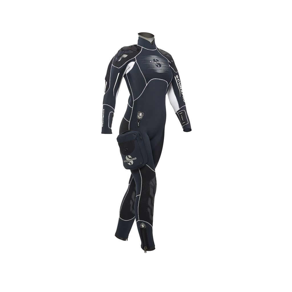 Scubapro NovaScotia Semi-Dry suits - 6mm | Scubapro Drysuits | Gill Divers