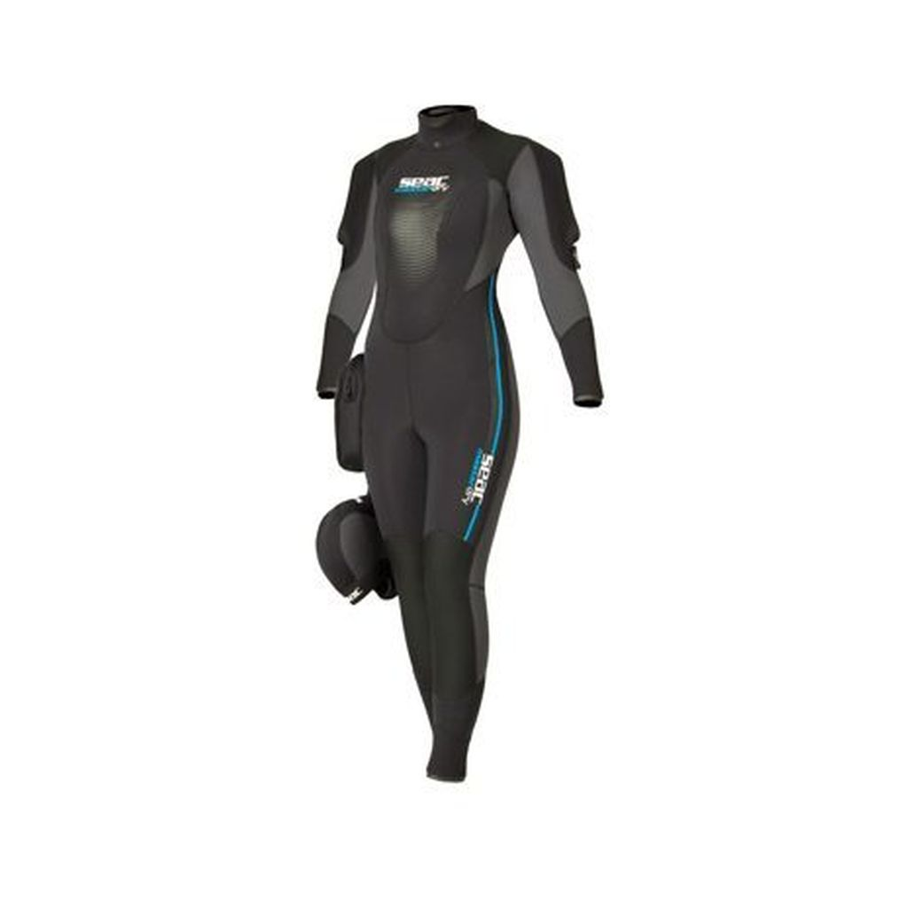 Seac Masterdry Womens Semi Suit | Seac Drysuits | Gill Divers