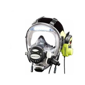 OceanReef G.divers Full Face Scuba Mask with GSM G.Divers