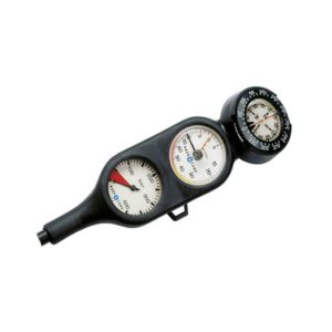 Suunto 3 in 1 - Depth and Pressure Gauge with Compass
