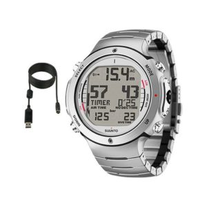 Suunto D6i Stainless Steel Dive Computer with USB