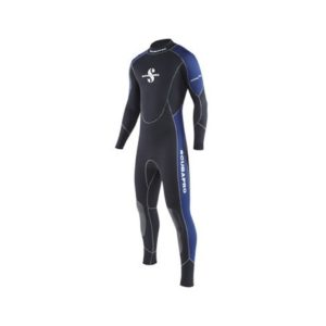 Scubapro Profile 3mm Wetsuit for Men with   Zippers