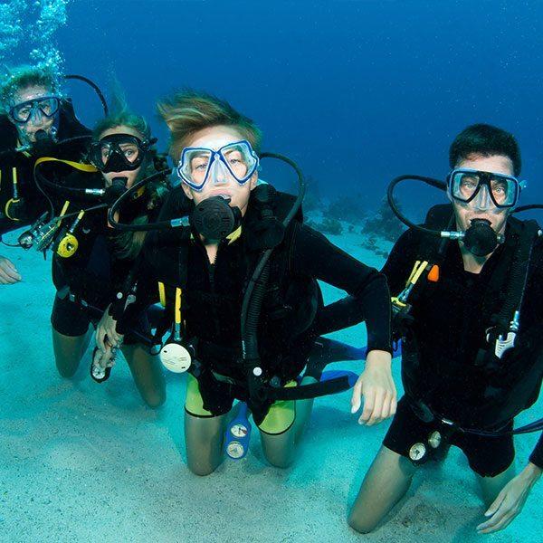 PADI-Scuba-Diving