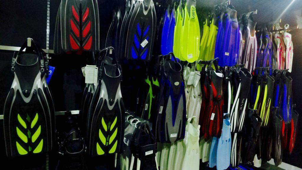Gill Divers Fins