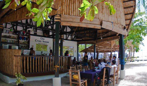 Evolution Dive Resort Craic House