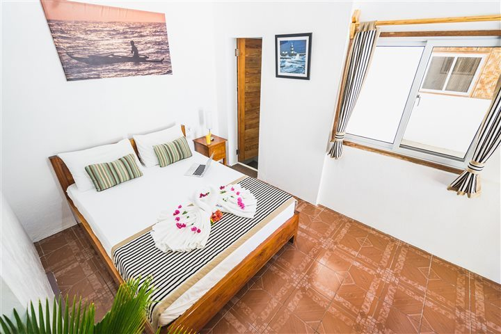 Evolution Dive Resort Deluxe Beach Room