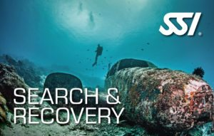 SSI Search and Recovery Dive Specialty Course