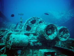 Top 5 Wreck Diving Destinations
