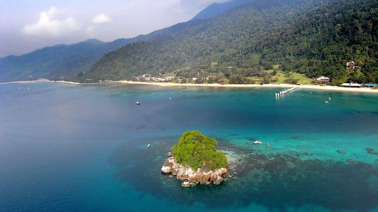 Deep Blue Scuba Tioman Island Malaysia