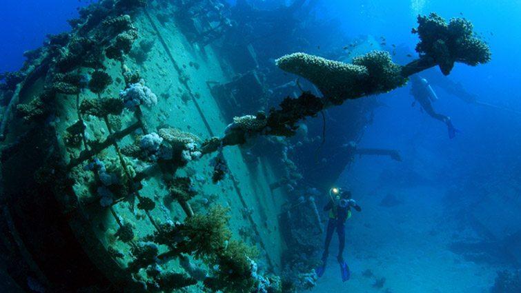 Deep Blue Scuba Phuket Thailand