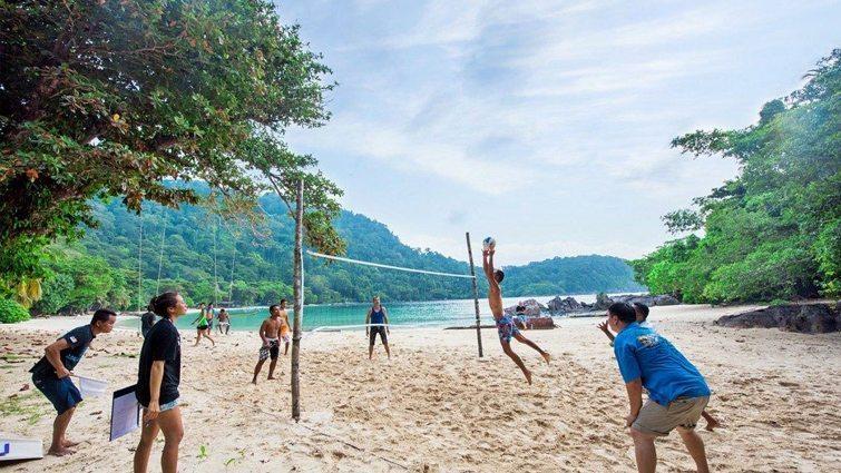 Deep Blue Scuba Tenggol Island Malaysia