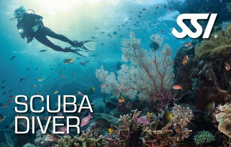 Deep Blue Scuba - Scuba Diver