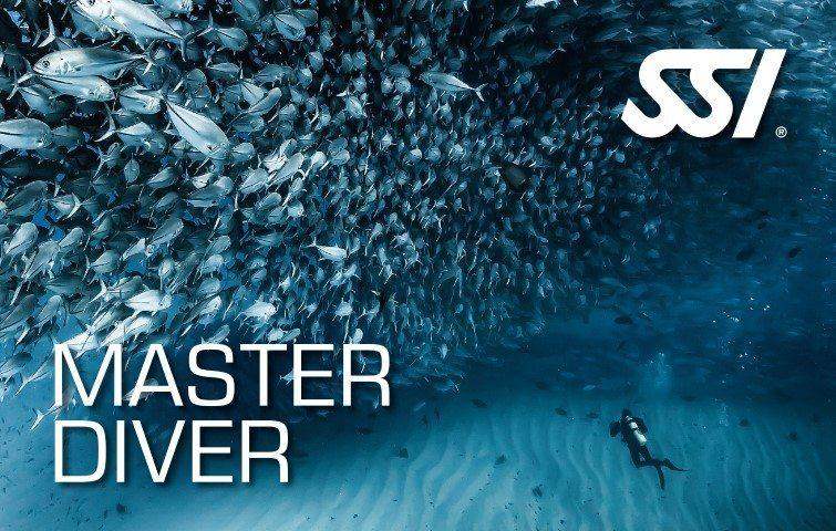 Deep Blue Scuba - Master Diver Course