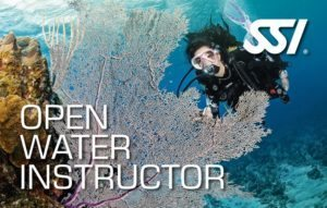 Deep Blue Scuba - Open Water Instructor