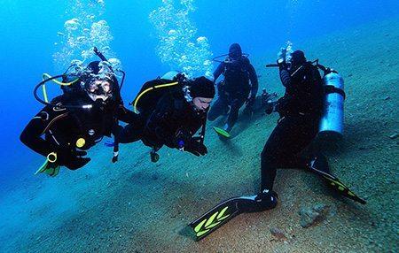 Deep Blue Scuba Professional Course