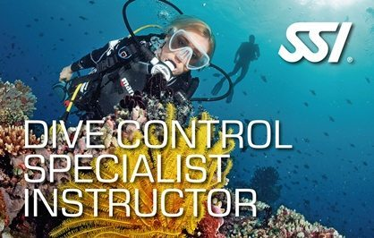 Deep Blue Scuba SSI Dive Control Specialist Instructor | Scuba Courses | Deep Blue Scuba | SSI Dive Control Specialist Instructor | Scuba Schools International
