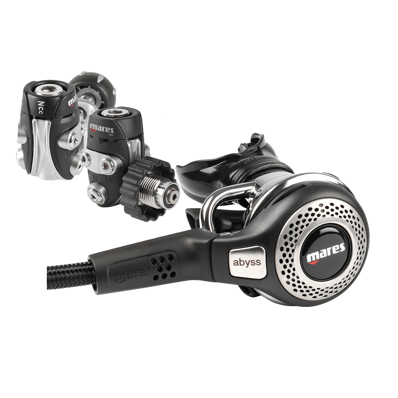 Mares Abyss 52x Regulator | Mares Regulator | Mares Singapore