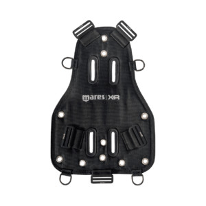 Mares Backplate Soft BCD | Mares BCD | Mares Singapore