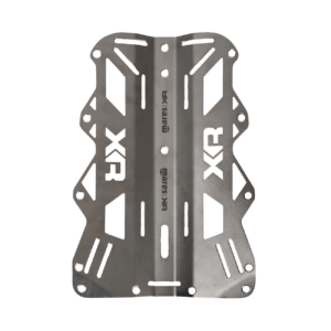 Mares Backplate Stainless Steel BCD | Mares BCD | Mares Singapore