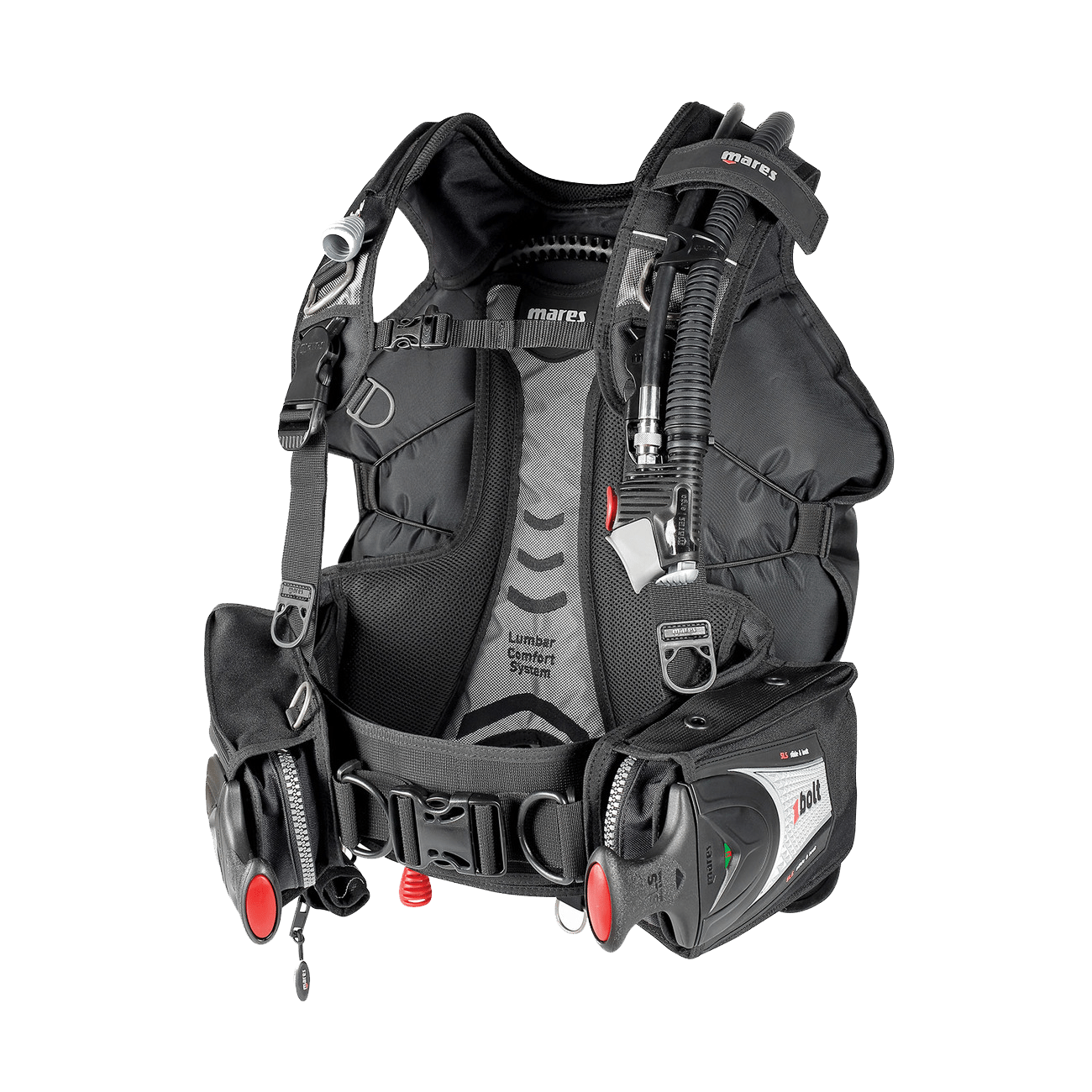 Mares Bolt SLS BCD | Mares BCD | Mares Singapore