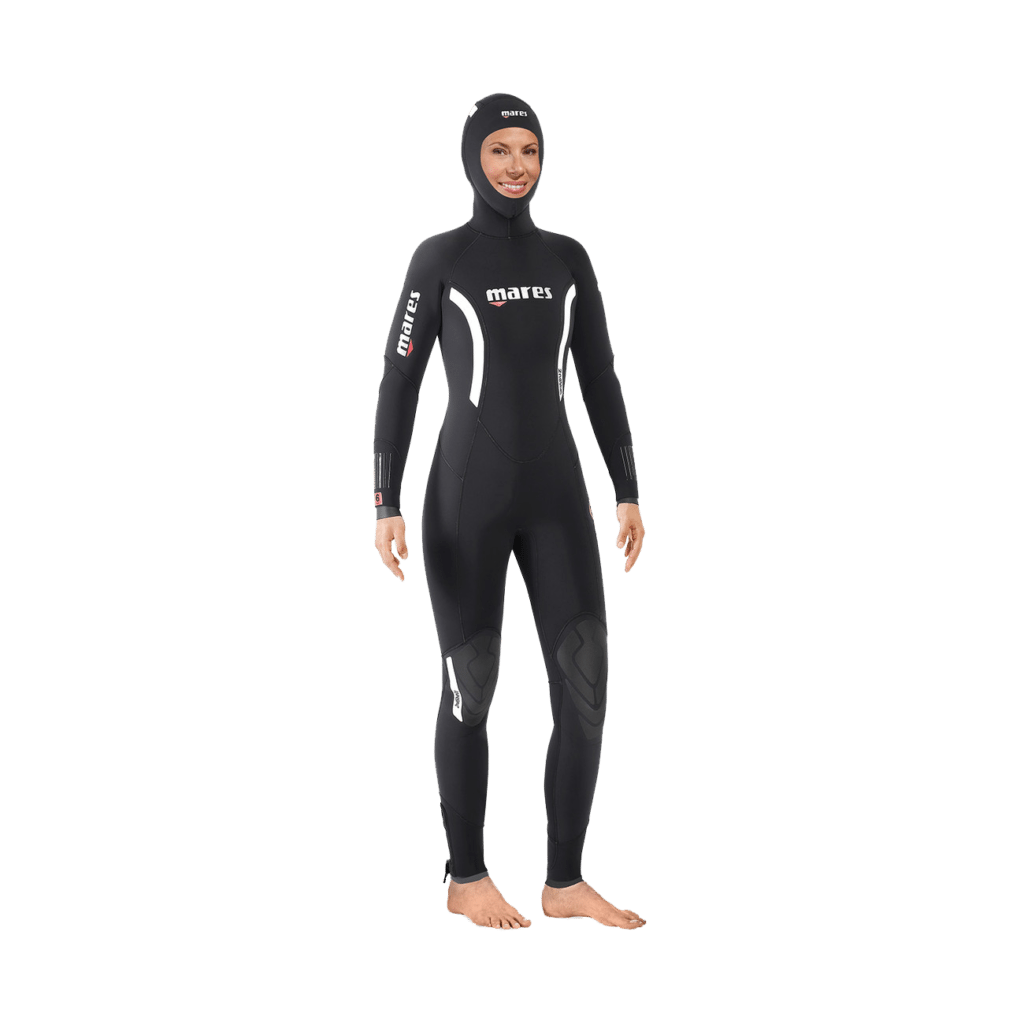 Mares 2nd Shell She Dives Wetsuit | Mares Wetsuits | Mares Singapore
