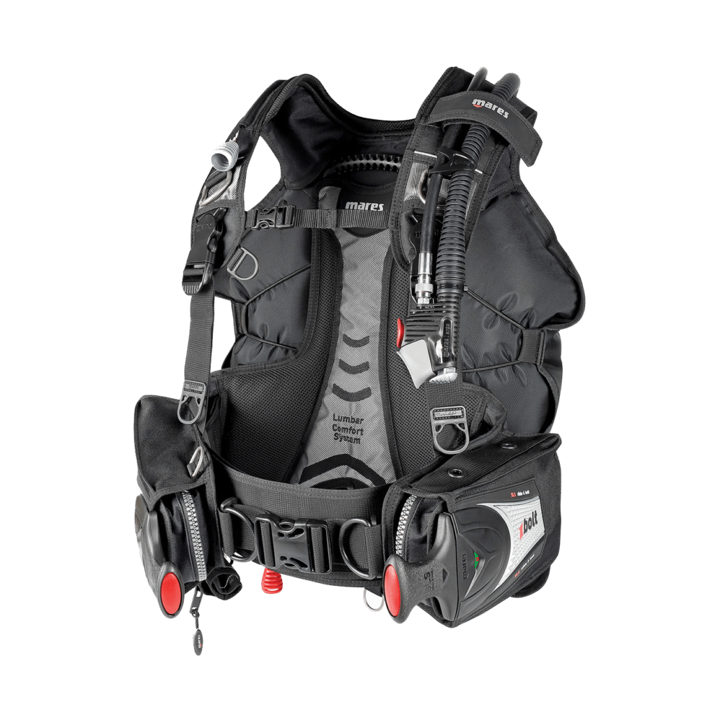 Mares Bolt BCD | Mares BCD | Mares Singapore