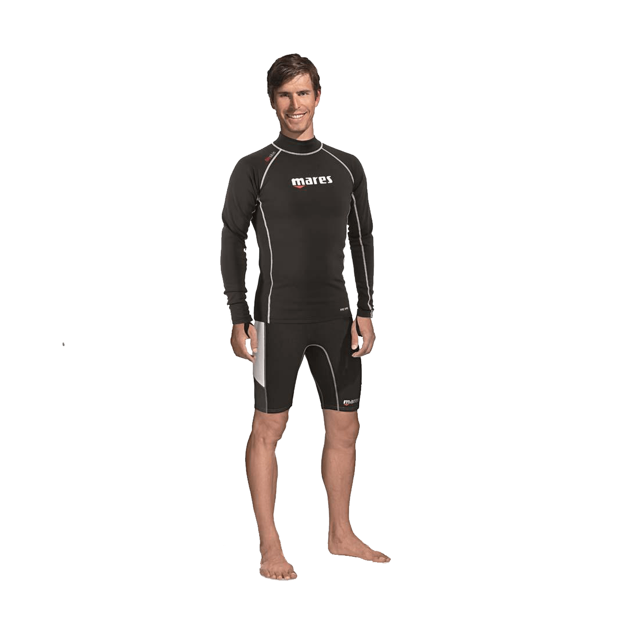 Mares Fire Skin Long Sleeve | Mares Rashguards | Mares Singapore