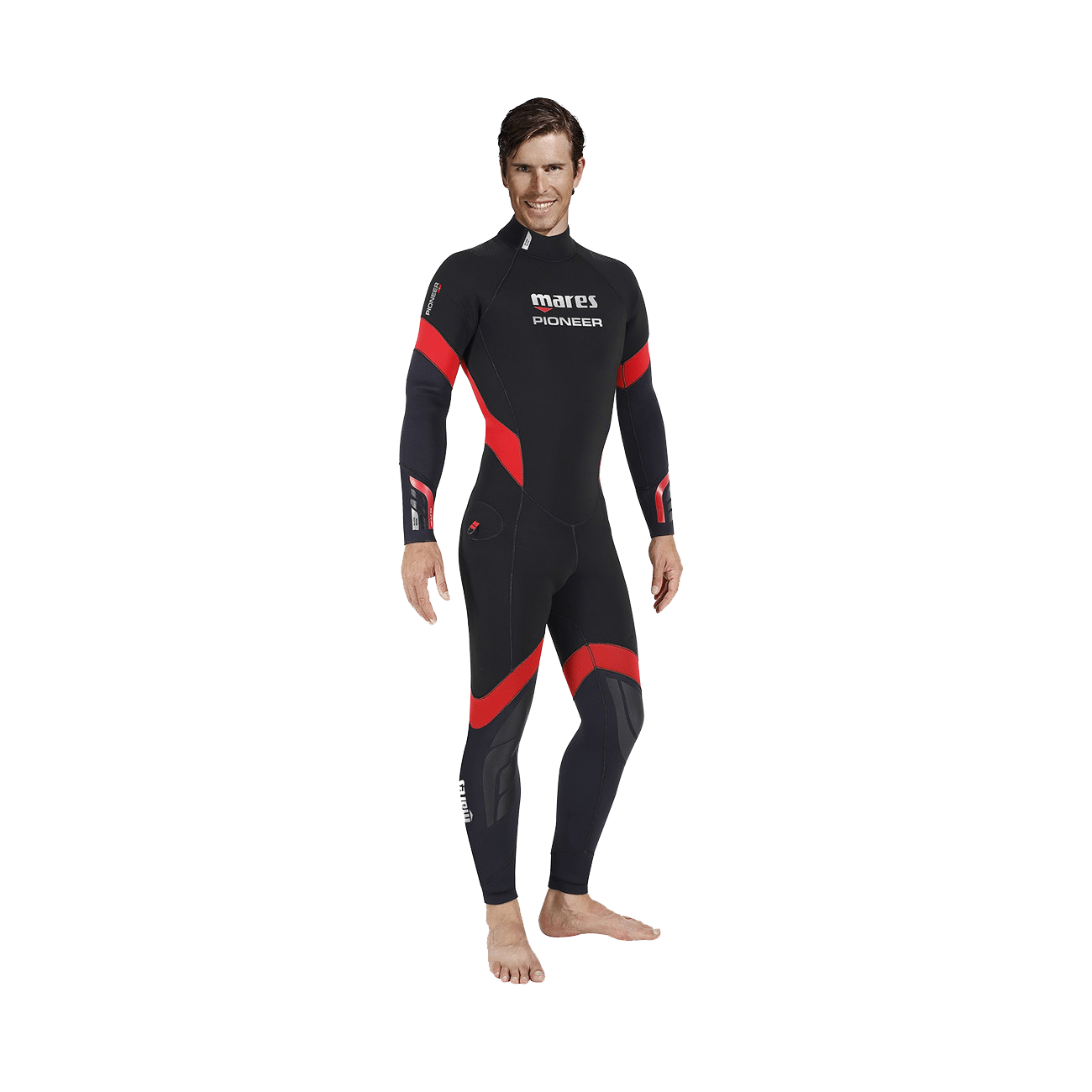Mares Pioneer 5mm Wetsuit | Mares Wetsuits | Mares Singapore